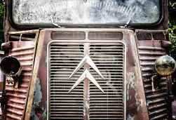 car automobile grille grill rust #eroseco