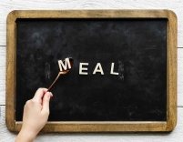 chalkboard, vintage, food, letters, vintage, rustic, farmhouse, recipe, meal, cooking, eroseco