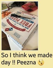 pizza #eroseco