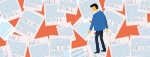 bills medical health unemployed chronic illness #eroseco