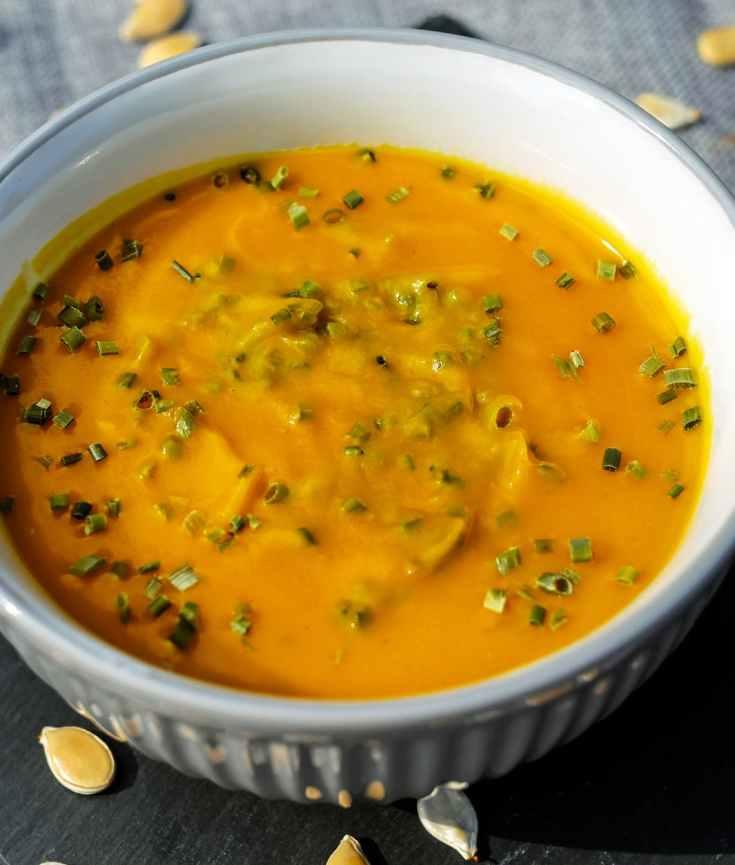 soup pumpkin squash #eroseco