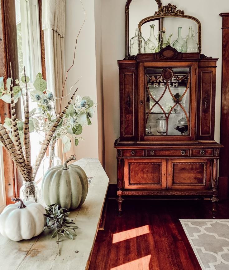 fall farmhouse autumn decor inspiration